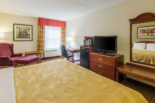 列克星敦品质酒店及套房 - Lexington - 厨房
