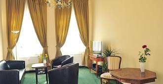 塔德特梅斯旅馆 - 德累斯顿 - 客厅