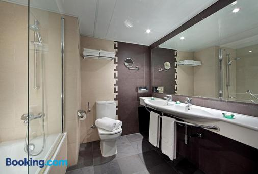 多米尼加嘉年华酒店及赌场 - 圣多明各 - 浴室