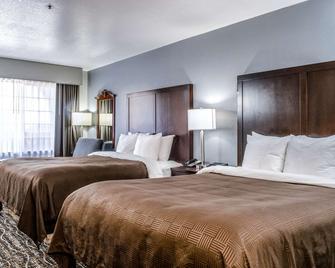 洪堡湾凯隆酒店 - 尤里卡 - 睡房