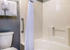 洪堡湾克拉里昂酒店 - 尤里卡 - 浴室