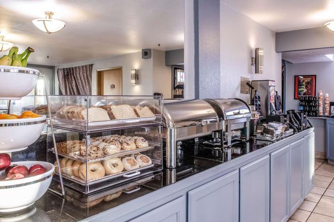 洪堡湾克拉里昂酒店 - 尤里卡 - 自助餐