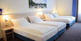 慕尼黑艾克特尔酒店 - 慕尼黑 - 睡房