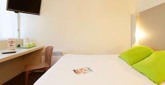 钟楼奥尔良苏尔斯酒店 - 奥尔良 - 睡房