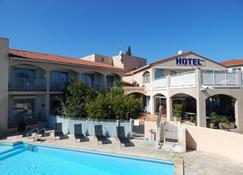 阿卡贝拉酒店 - 滨海阿热莱斯 - 建筑