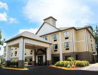 杰克逊堡贝尔蒙特套房酒店 - 哥伦比亚 - 建筑
