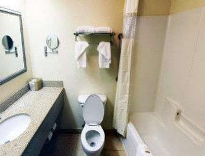 杰克逊堡贝尔蒙特套房酒店 - 哥伦比亚 - 浴室
