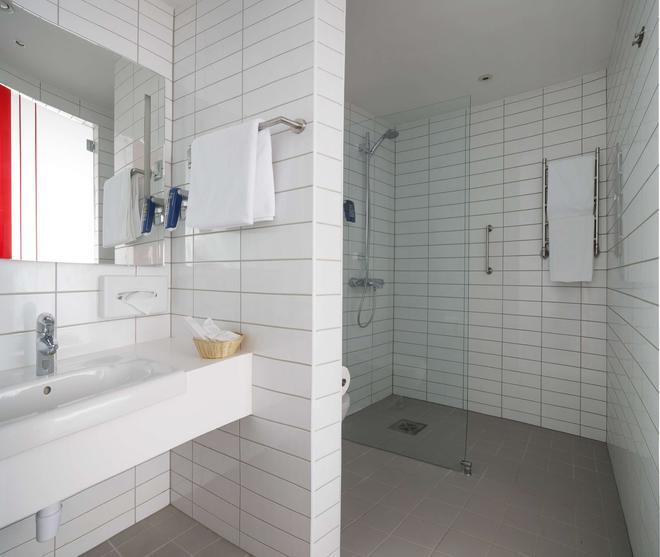 莫斯科谢列梅捷沃机场丽柏酒店 - 莫斯科 - 浴室