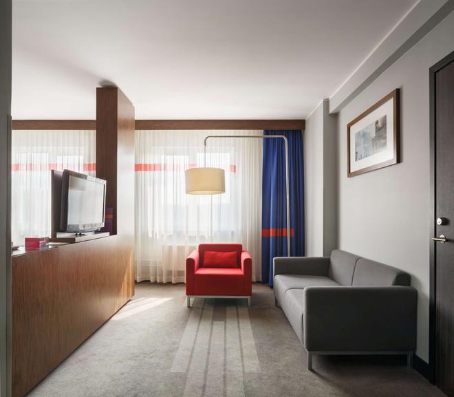 莫斯科谢列梅捷沃机场丽柏酒店 - 莫斯科 - 客厅