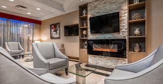 多伦多机场贝斯特韦斯特酒店 - 多伦多 - 大厅
