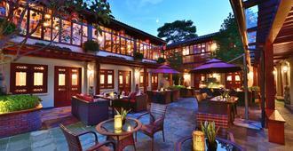 景山花园酒店 - 北京 - 露台