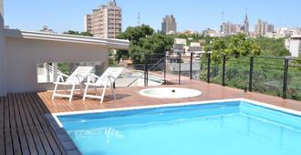 达克尔水疗酒店 - 门多萨 - 游泳池