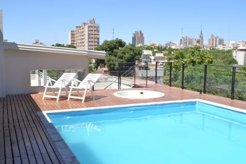 达喀尔尔酒店 - 门多萨 - 游泳池