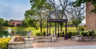 芝加哥西北绍姆堡温德姆花园酒店 - 绍姆堡 - 户外景观