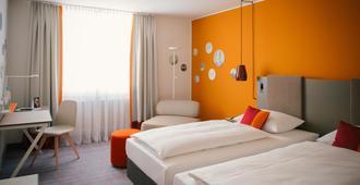 特里尔维也纳之家轻松酒店 - 特里尔 - 睡房