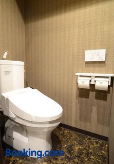 日本桥奢华酒店 - 大阪 - 浴室