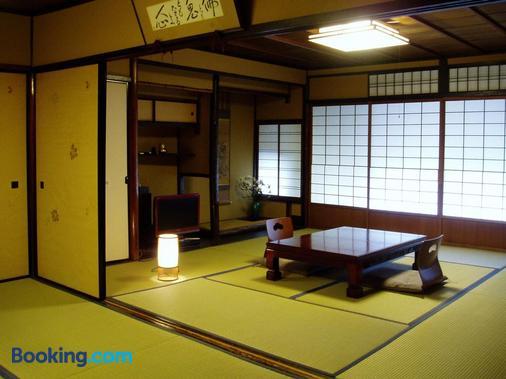 川岛旅馆 - 京都 - 餐厅