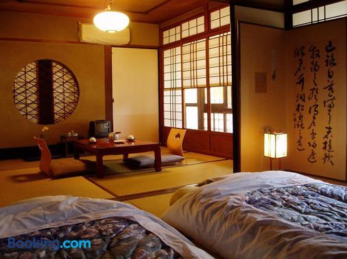 川岛旅馆 - 京都 - 睡房