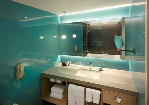 新加坡凯煌大酒店 - 新加坡 - 浴室