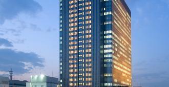 东京文华东方酒店 - 东京 - 建筑