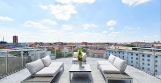 慕尼黑公寓式酒店 - 慕尼黑 - 阳台