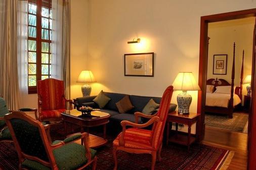 瑟塔宫酒店 - 万象 - 客厅