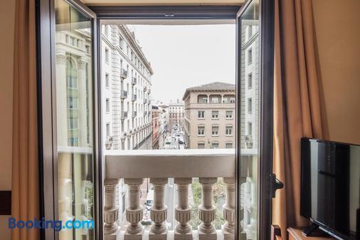 东方酒店 - 萨拉戈萨 - 阳台