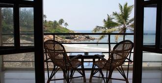 海洋公园海滩度假酒店 - 特里凡特浪/特里凡得琅 - 阳台