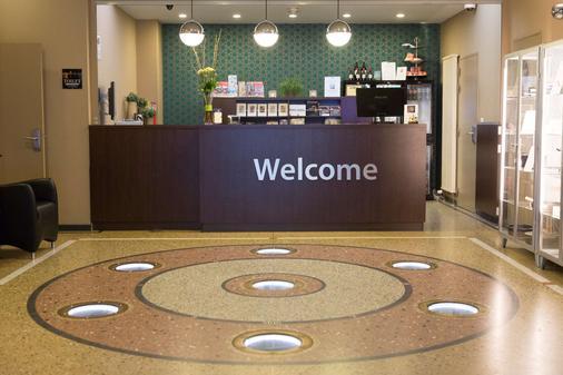 最佳西方多克兰兹酒店 - 安特卫普 - 柜台