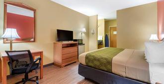 路易斯威尔机场伊科诺酒店 - 路易斯威尔 - 睡房