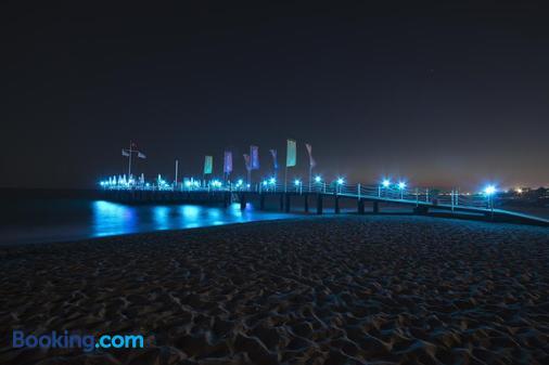 利马阿卡迪亚高尔夫运动度假酒店 - 式 - 贝莱克 - 海滩