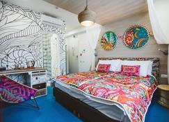 洛尔和洛拉酒店 - 克卢日-纳波卡 - 睡房