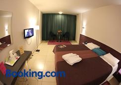 阿尔图斯精品酒店 - 尼科西亚 - 睡房