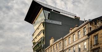 先瑞格拉斯哥城市酒店 - 格拉斯哥 - 建筑