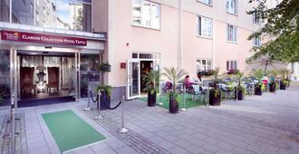 克拉丽奥特普托连锁酒店 - 斯德哥尔摩 - 建筑