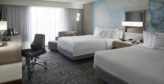 多伦多机场万怡酒店 - 多伦多 - 睡房