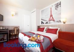 象格勒内酒店 - 巴黎 - 睡房