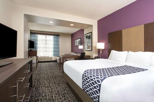 查塔努加观景峰拉金塔旅馆及套房酒店 - 查塔努加 - 睡房