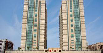 迪拜罗塔纳媒体酒店 - 迪拜 - 建筑