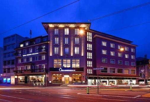 欧瑞康星酒店 - 苏黎世 - 建筑