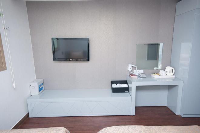 穆姆尔酒店 - 釜山 - 客房设施