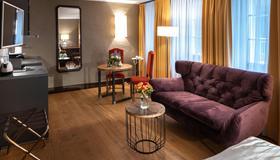 施塔特克鲁格老城区酒店 - 萨尔茨堡 - 客厅