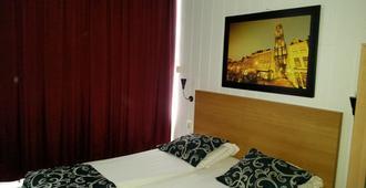 荷兰旅舍酒店 - 乌得勒支 - 睡房