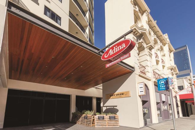 珀斯巴拉克广场阿迪纳公寓酒店 - 珀斯 - 建筑