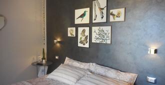 卡塞塔侬尼酒店 - 奥维多 - 睡房