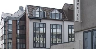 杜塞尔多夫艾尔布罗彻酒店 - 杜塞尔多夫 - 建筑