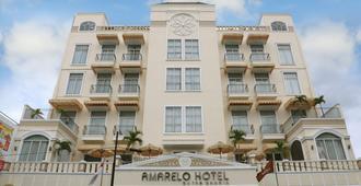 阿玛里罗索罗酒店 - 梭罗/苏腊卡尔塔 - 建筑