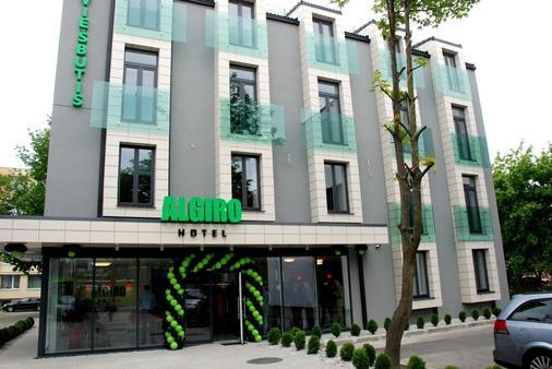 阿尔基罗酒店 - 考纳斯 - 建筑