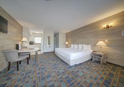 高尔特别墅酒店 - 劳德代尔堡 - 睡房