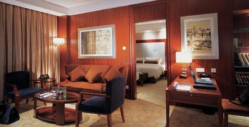 Ruiwan New Century Hotel Tianjin - 濱海 - 睡房